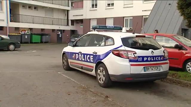 Rennes : Un forcené sénégalais tué par des policiers