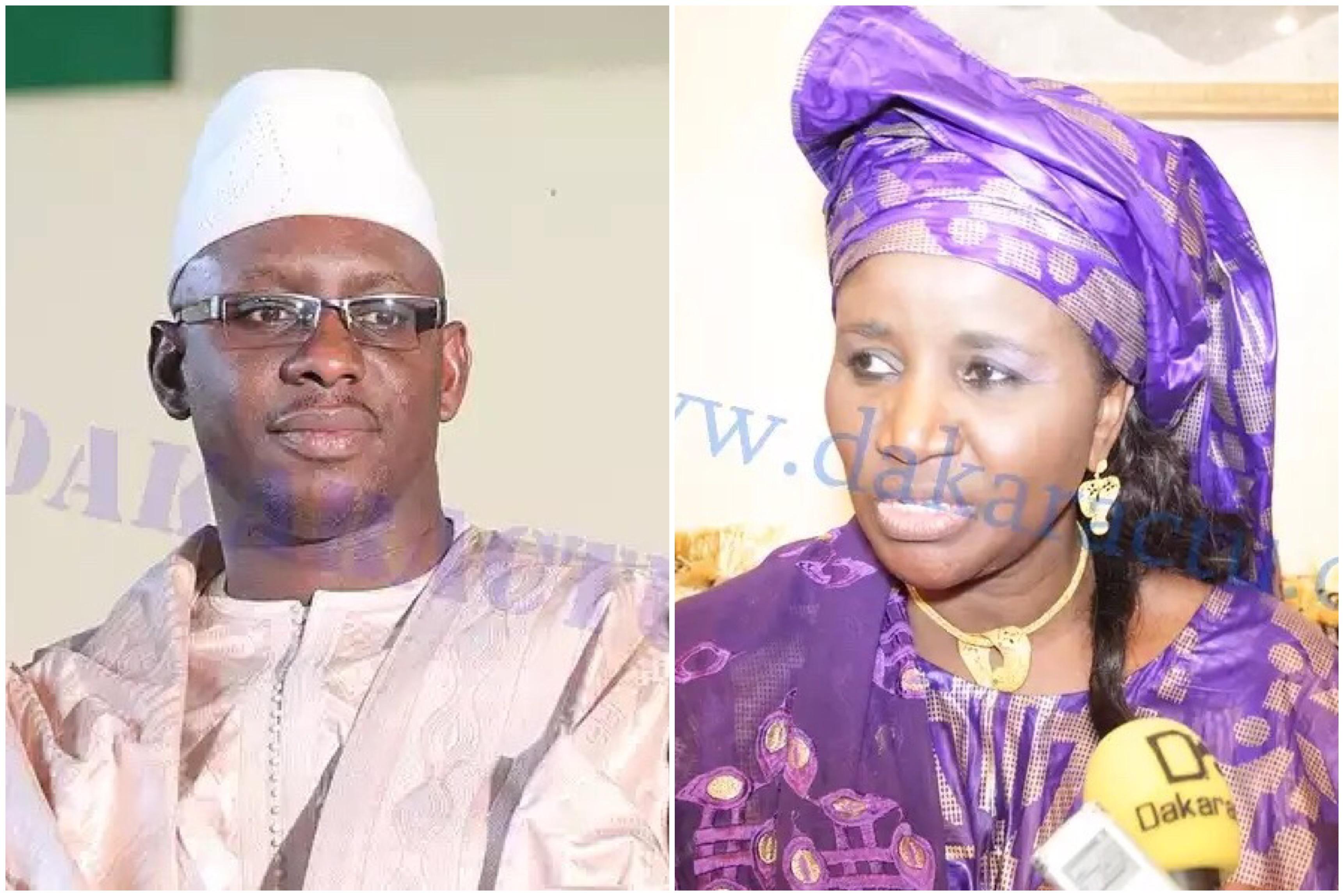 A l'Assemblée nationale comme à la borne fontaine : Mariama Sarr accablée, Moustapha Diop adoubé, la trahison de Awa Niang et les tirs groupés des députés