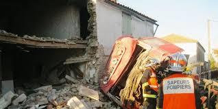 Rufisque : Un porte-conteneur s'encastre dans une maison