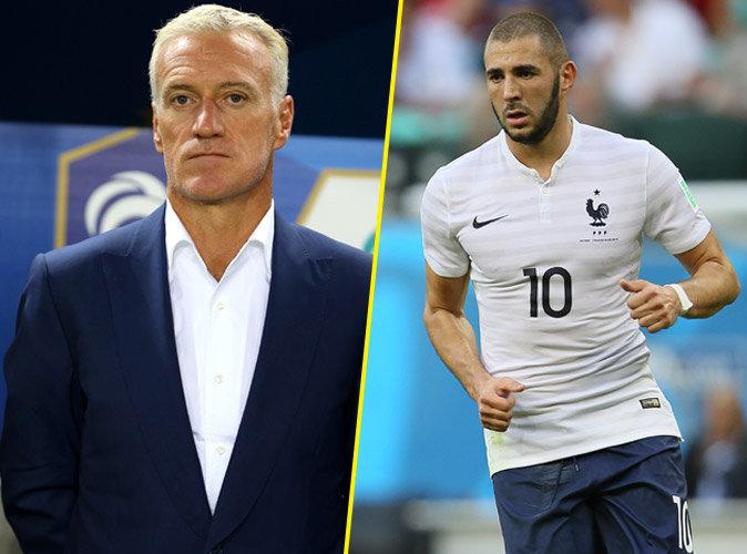 Affaire de la sextape : Didier Deschamps, un soutien pour Karim Benzema ? Pas si sûr…