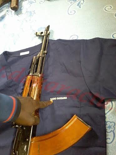Nouvelles images des sénégalais devenus Djihadistes : Sadio Gassama, Abu Jafar Diop et Abdourahmane Mendy