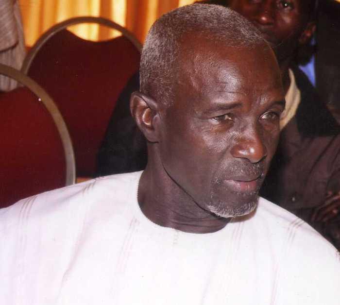 Mandiaye Gaye perd son ami Charles Gaye…un militant de la première heure
