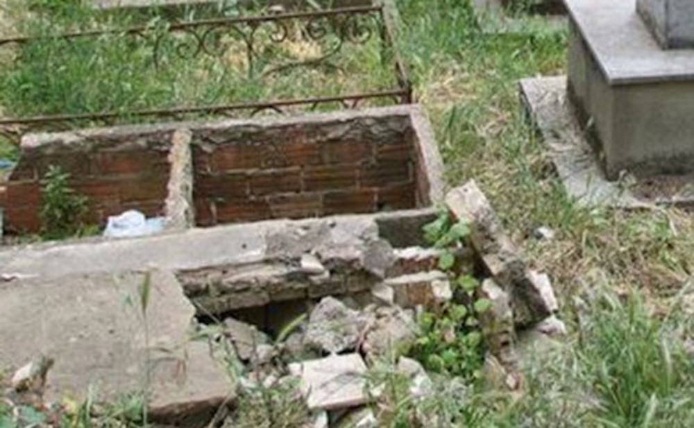 Cimetière de Pikine : Une autre tombe profanée