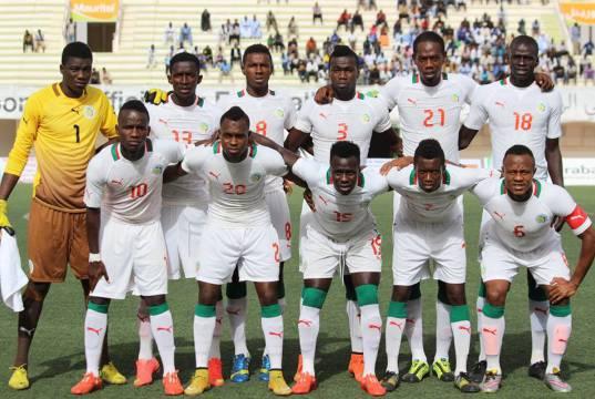 CAN U23 : Les lions olympiques échouent en demi-finale face au Nigéria