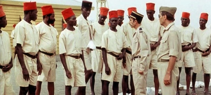 JE NE CHANGERAI PAS MON POINT DE VUE. LE  08/12/1944 AU CAMP DE THIAROYE,  PERSISTE A DEMEURER DANS NOTRE MEMOIRE COLLECTIVE.