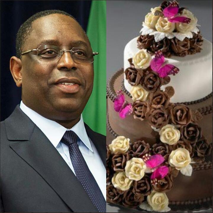 Aujourd'hui, le président Macky Sall fête ses 54 ans