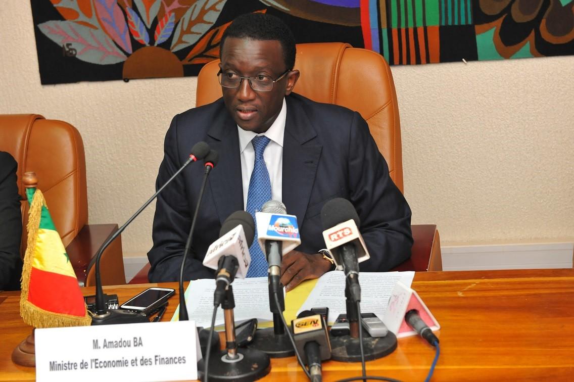 Assemblée Nationale : «Le déficit budgétaire sera de 4,2% en 2016»( Amadou Ba, ministre des Finances)