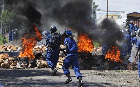 Burundi: au moins 40 morts par balles dans les rues de Bujumbura