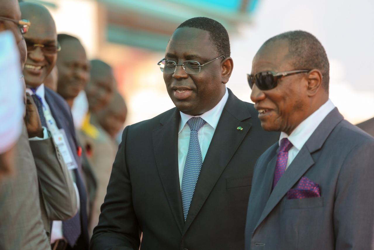 Prestation de Serment : Macky Sall s'envole pour la Guinée