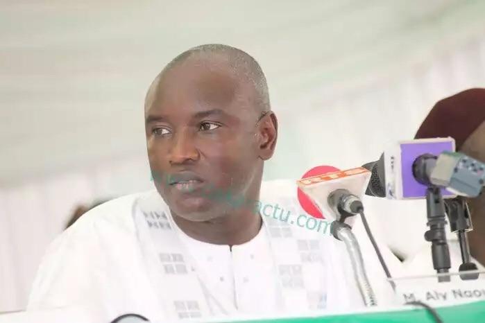Insultes entre Me El Hadj Diouf du Ptp et Aïssatou Diouf de l'Apr : Le ministre Aly N'gouille dépité