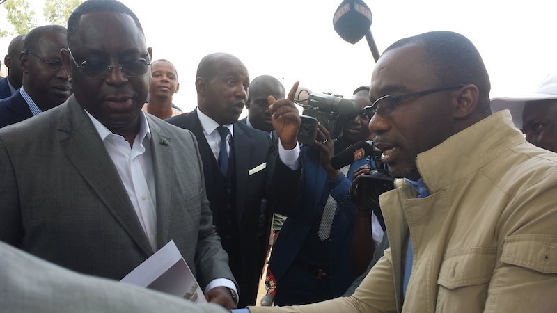 DOUDOU KA, ADMINISTRATEUR GÉNÉRAL : « Le FONGIP fera 200. 000 emplois sur les 500. 000 que le Président a promis »