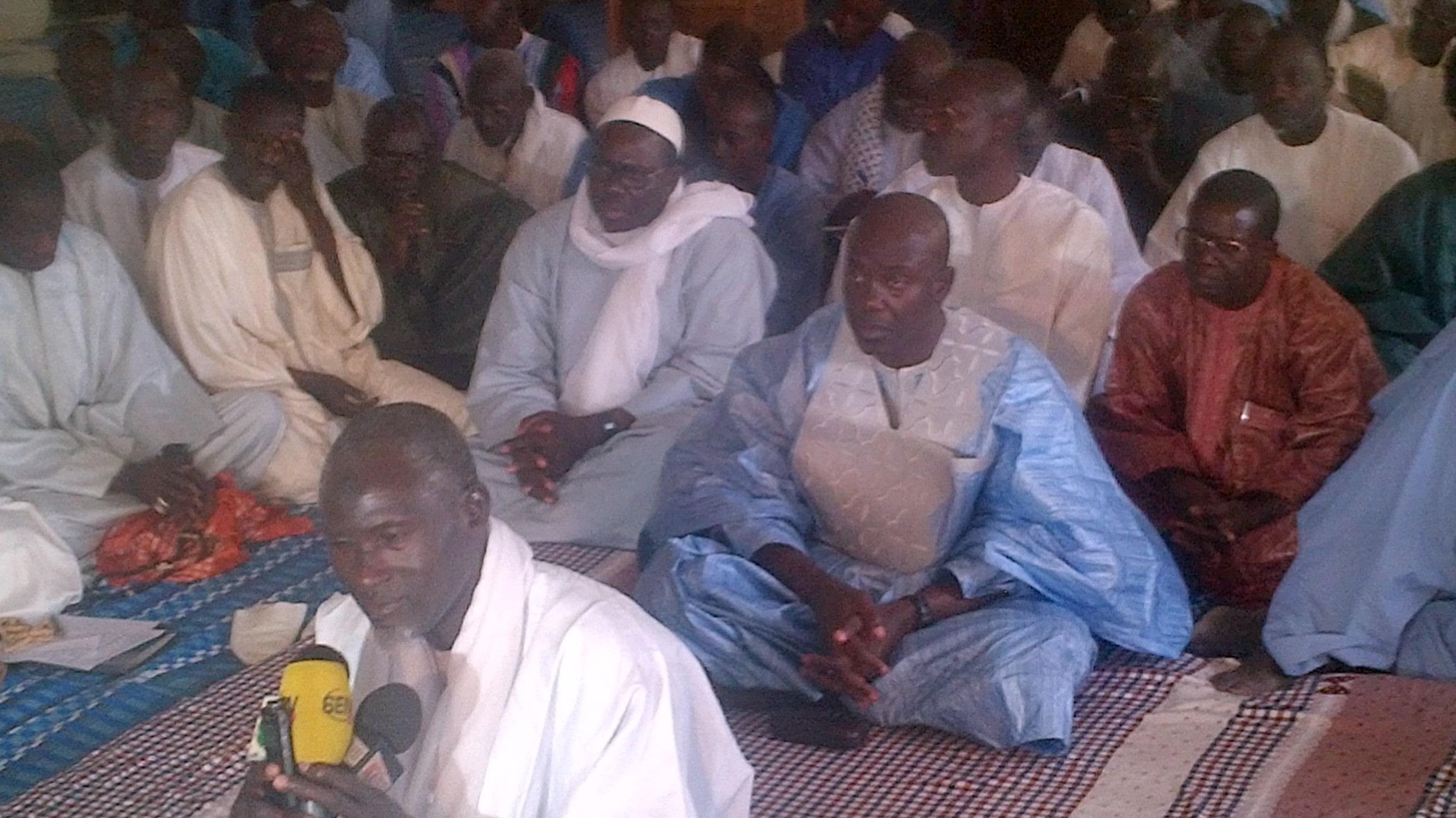 GAMOU 2015 / Taïf sert de cadre aux 313 Cheikhs, aux  Ndongos et à la diaspora