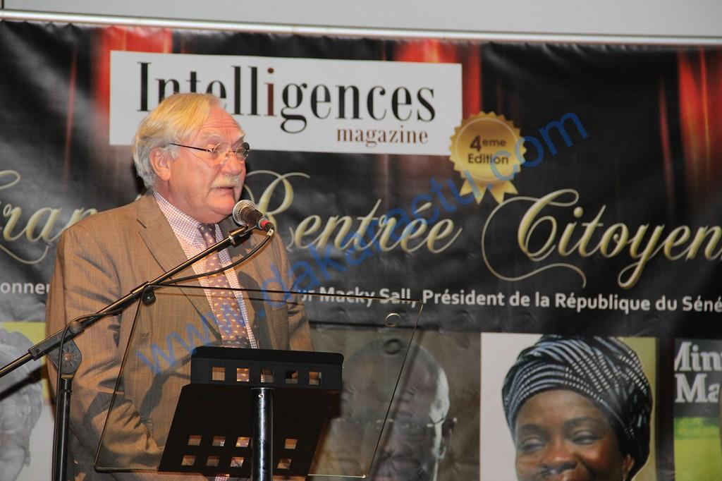 GRC / Jean Felix Paganon : « Nous avons doublé le nombre de visas délivrés cette année aux étudiants Sénégalais »