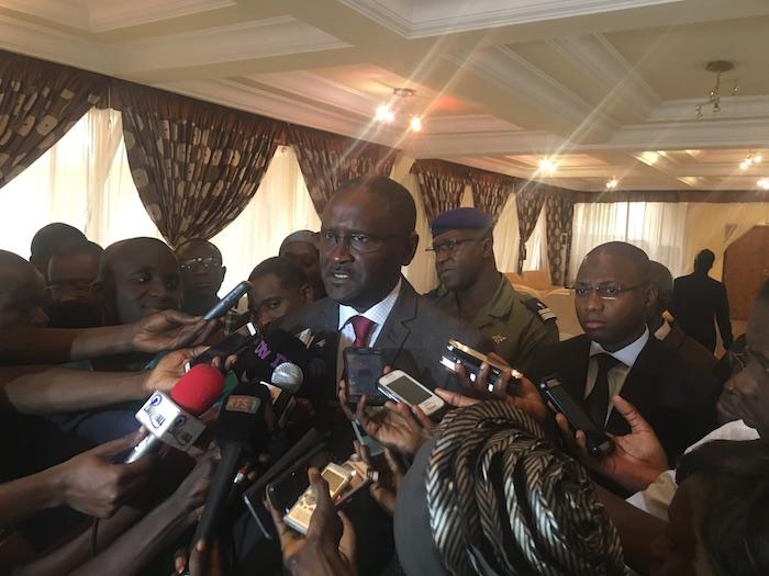 Cheikh N'diaye, DG du CICES : « Nous ne connaissons pas encore l'origine de l'incendie (…) Pour le moment, on ne peut pas estimer la valeur des dégâts, mais les victimes qui remplissent les conditions juridiques seront indemnisées »
