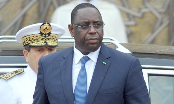 """Macky Sall se félicite des """"avancées démocratiques"""" dans l'espace CEDEAO"""