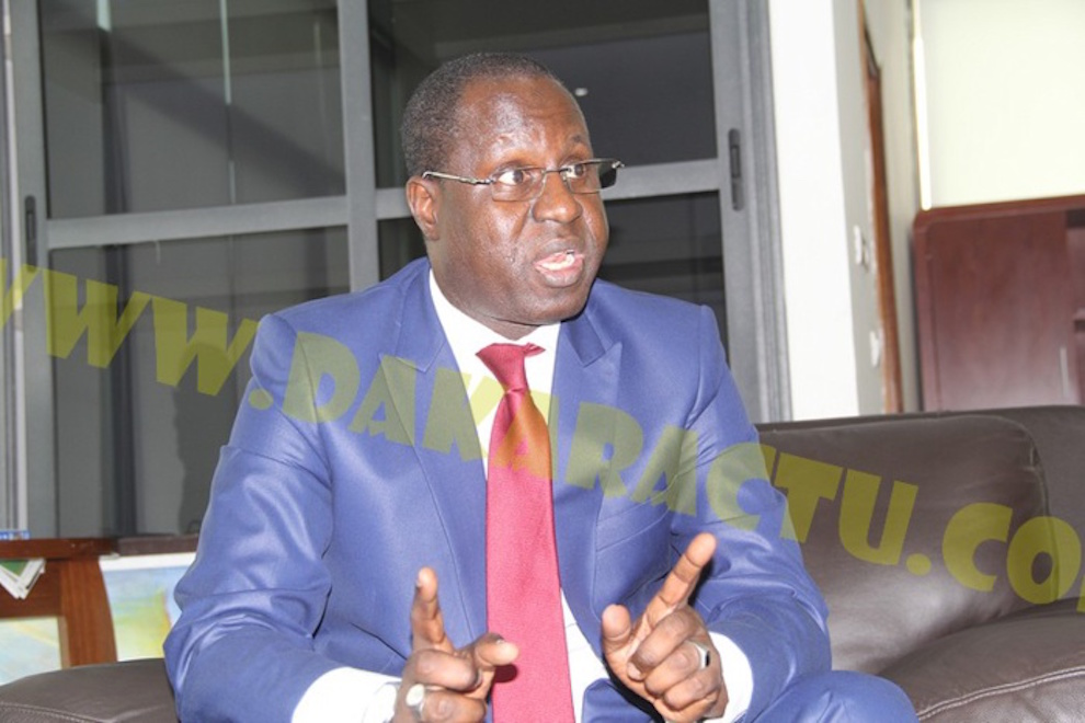 Abdou Karim Sall, patron de la CCR de Pikine répond au  N°2 de «REWMI» : Déthié FALL, tu as intérêt à surveiller tes arrières !