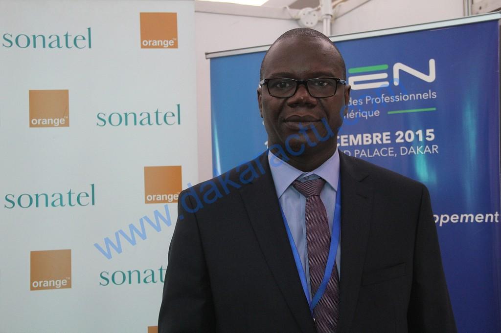 Antoine N'gom, Président d'OPTIC au SIPEN : « La présence de Orange montre que ce n'est pas un acteur à part, mais qui fait partie de l'écosystème »