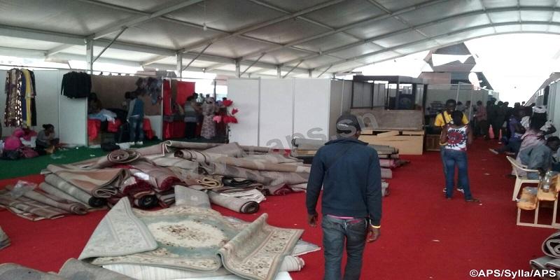 FIDAK 2015 : Un tour au chapiteau des sinistrés