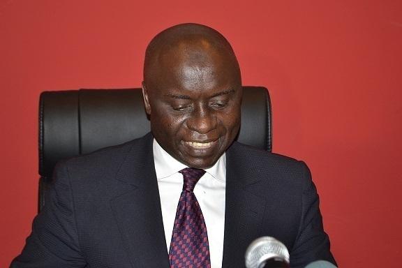 """Abdou M'bow, porte-parole adjoint de l'APR : """" Idrissa Seck ne respecte pas les Thiessois """""""