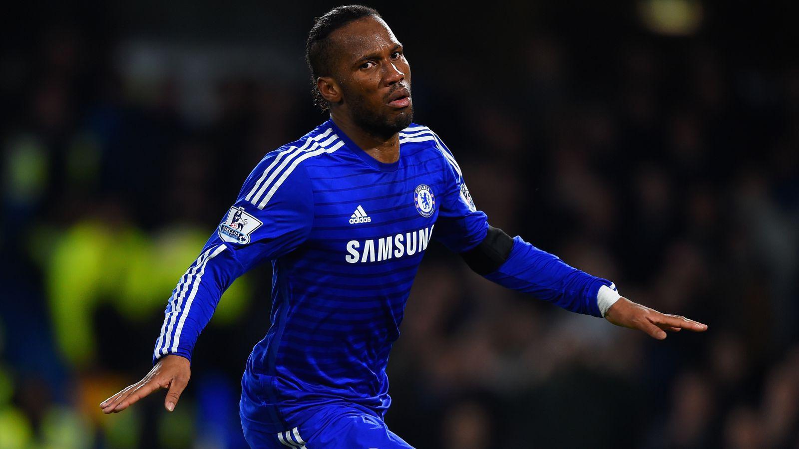 Didier Drogba revient à Chelsea