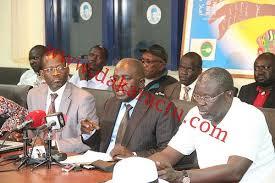 RÉVÉLATION DE LAMINE DIACK : Le comité directeur du PDS s'attaque à Macky Sall