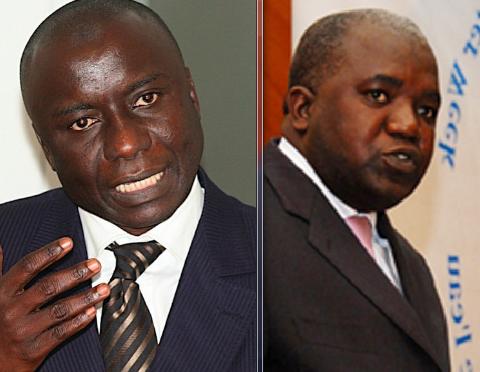 Arrêté par la DIC : Oumar Sarr reçoit le soutien d'Idrissa Seck
