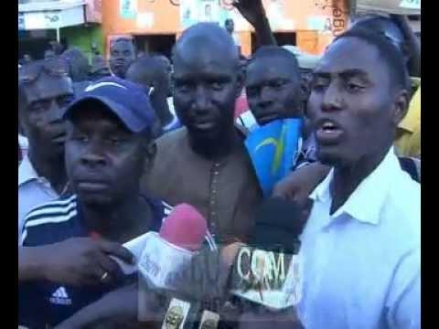 TOUBA - L'UJTL TONNE : « Que Lamine Diack restitue la distinction et que Macky Sall libère Oumar Sarr! »