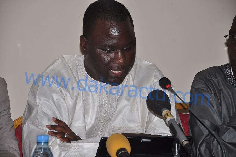 Déthié Fall, Vice-Président de Rewmi sur le financement de l'opposition par Lamine Diack : « Le Rewmi n'est concerné ni de près ni de loin »