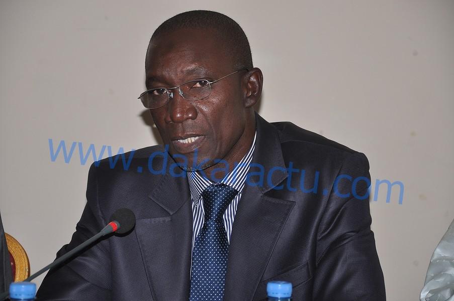 Me Amadou Sall : « Que Macky Sall nous dise oui ou non, s'il faisait partie de l'opposition entre 2009  et 2012 et s'il a reçu un financement de Lamine Diack »