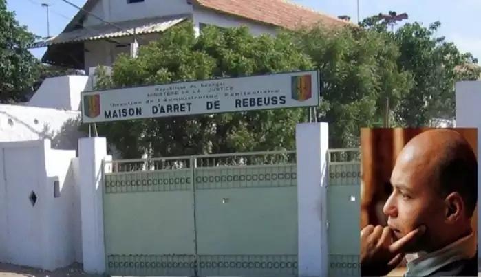 Le Pr Malick N'diaye veut faire sortir Karim Wade de prison