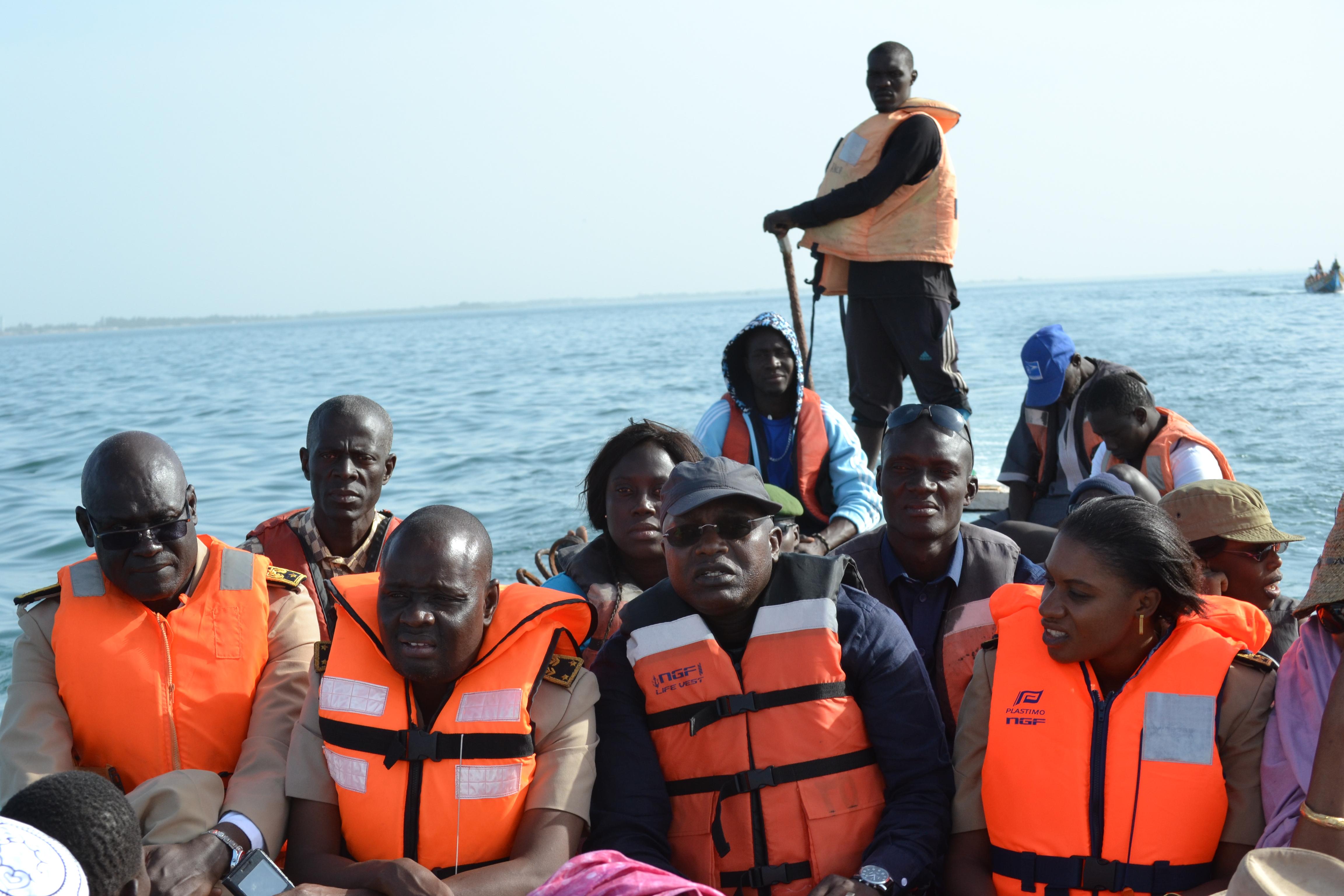 Fatick : Série de mesures en matière de pêche et d'économie maritime