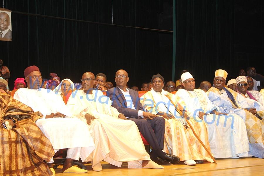 Les images de la Cérémonie de Lancement du Réseau des Amis de Mael (RAM) au grand théâtre national