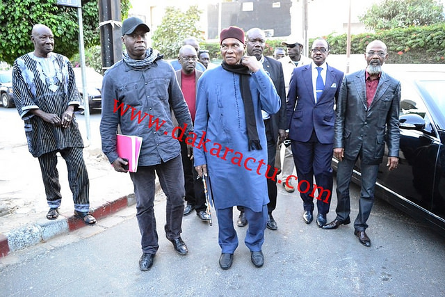 Exclusif Dakaractu : Arrivée imminente à Dakar de Me Abdoulaye Wade