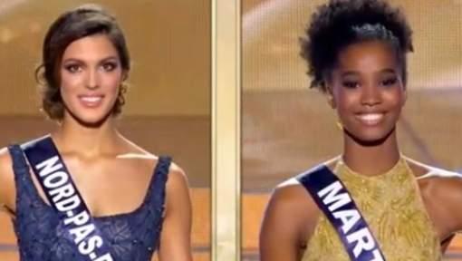 """""""Pour être élue Miss France, il est donc préférable d'être blanche que belle?"""""""