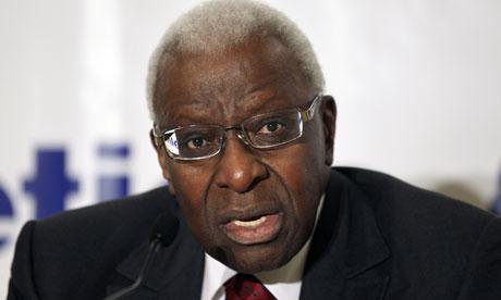 CONTRIBUTION: Lamine Diack, un vieux délinquant rattrapé par son passé (Mohamed Souleymane M'boup)