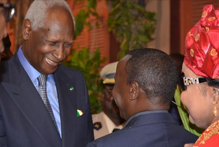 Abdou Diouf heureux de retrouver Adama Sow à Saint-Louis