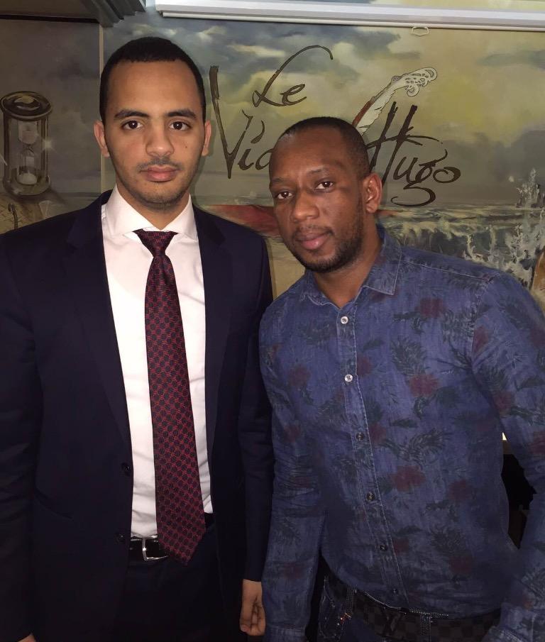 Décès du fils du président Mauritanien : Aziz Fashion lui prête son réconfort