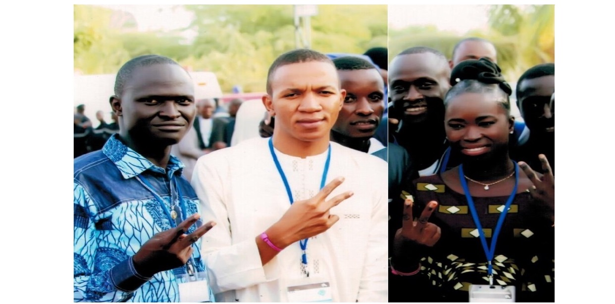 La jeunesse républicaine du département d'Oussouye en phase avec le président Macky Sall