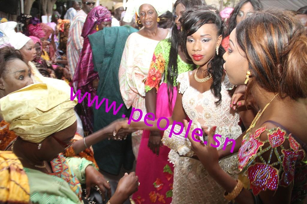 Les images du mariage de Mohamed N'diaye et de Dieynaba Bocoum