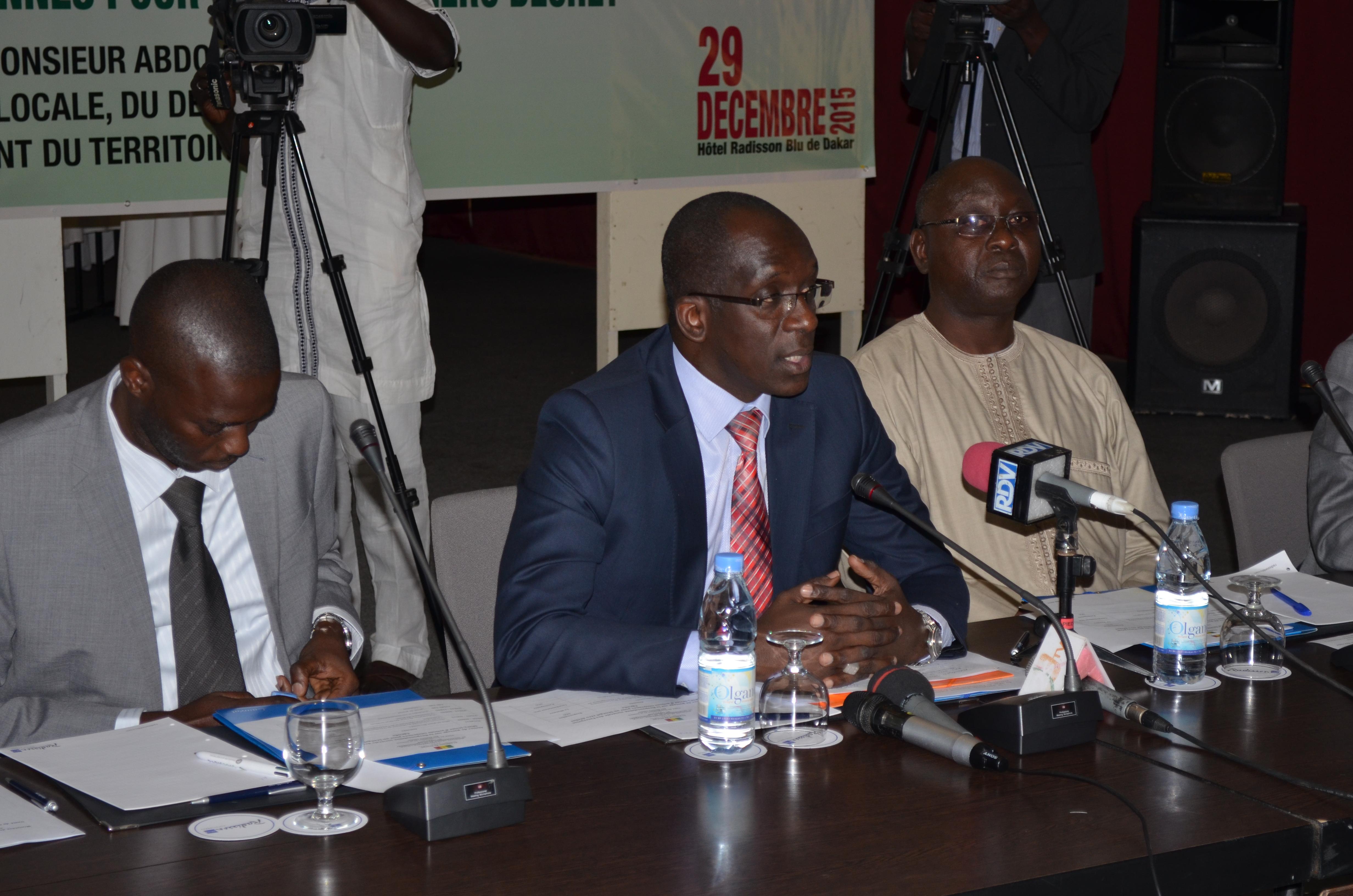 Gestion des déchets : Diouf Sarr appelle le secteur privé à soutenir l'initiative « Entreprise zéro déchet »