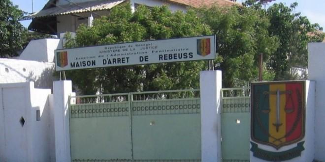 MAC DE REBEUSS : 6 prisonniers s'évadent, les 5 finalement arrêtés