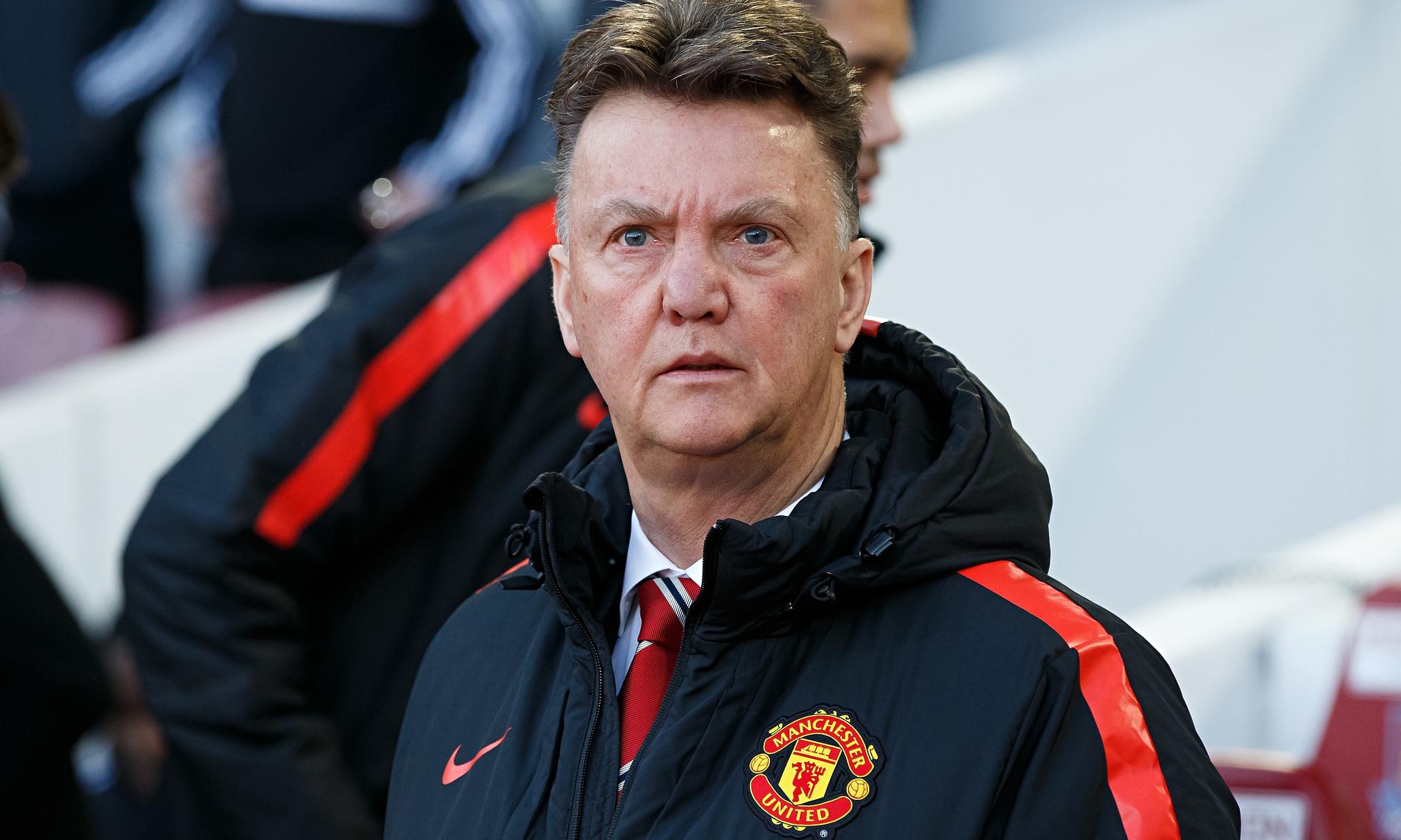 Louis Van Gaal (Manchester United) : « Je ne démissionnerai pas! »
