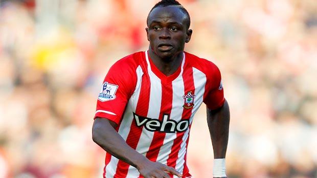 Sadio Mané en passe de quitter Southampton en janvier