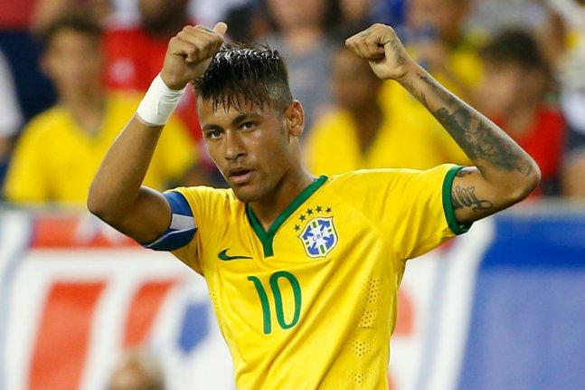 Un deuxième Samba d'or pour Neymar