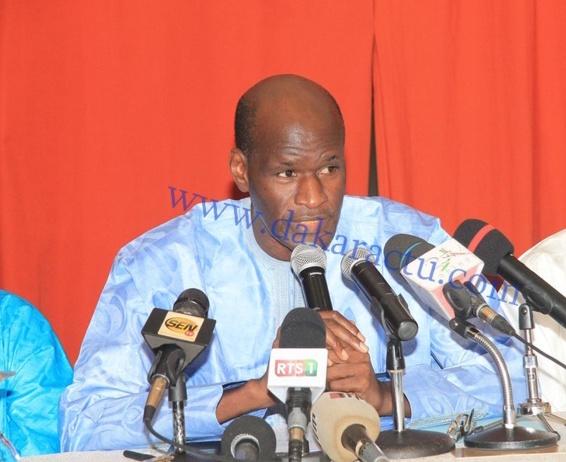 Thierno Lô, leader de l'APD : « En faisant un message basé sur son bilan, le président a fait ce qu'il devait faire  »