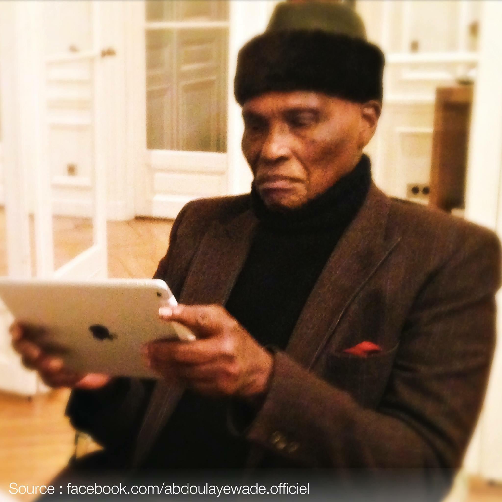 Message de nouvel an de Me Abdoulaye Wade
