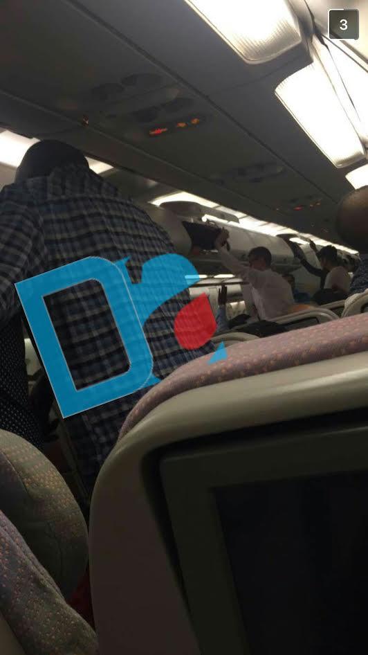 Présumé terroriste dans le vol de Emirates : La panique dans l'avion