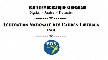 SITUATION DU PAYS : Déclaration de la fédération nationale des cadres libéraux (FNCL)