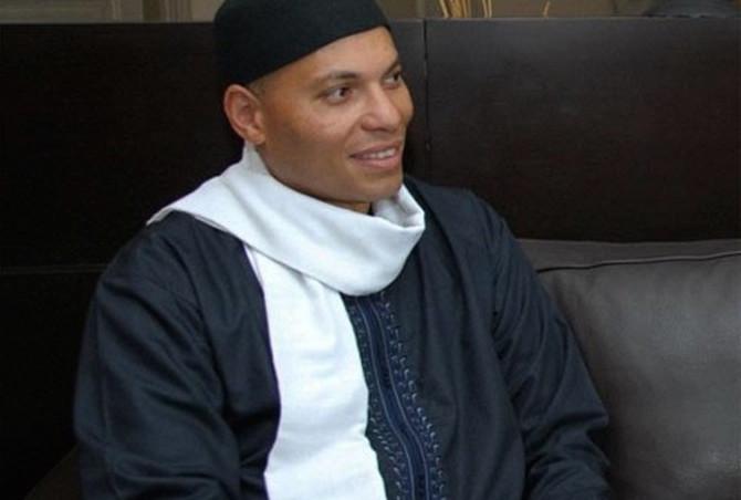 Visite chez Karim : Wade fils a pris du poids et baragouine même la langue de Kocc