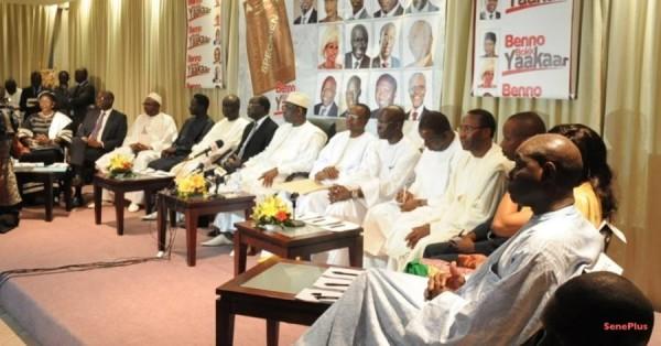 Réunion Benno Siggil Sénégal : « Aucun point lié à la candidature du président n'a été inscrit à l'ordre du jour. C'est une désinformation! » (Zator M'baye)